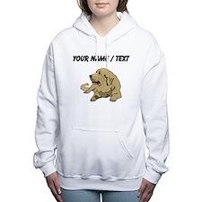 Spanish Mastiff (Custom) Women's Hooded Sweatshirt