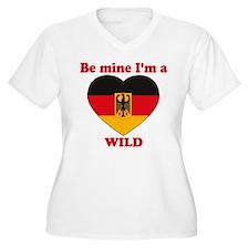 Wild, Valentine's Day T-Shirt