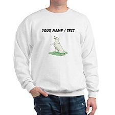 Kishu Ken (Custom) Sweatshirt