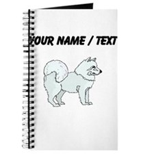 Samoyed (Custom) Journal
