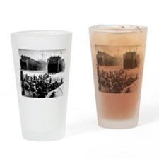 battle of the phillipines Drinking Glass