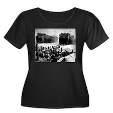 battle of the phillipines Plus Size T-Shirt
