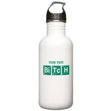 Custom Text Jesse Pinkman Water Bottle
