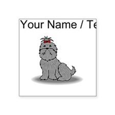Havanese (Custom) Sticker