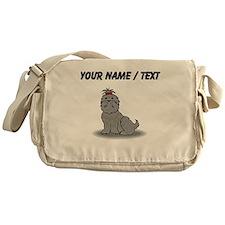 Havanese (Custom) Messenger Bag