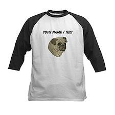 Pug (Custom) Baseball Jersey