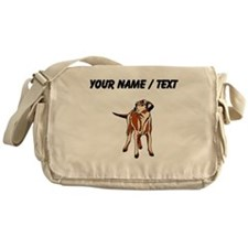 Wirehaired Vizsla (Custom) Messenger Bag