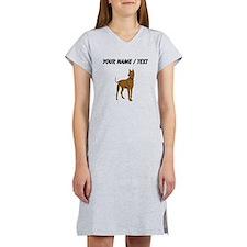 Great Dane (Custom) Women's Nightshirt