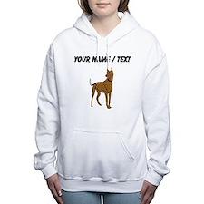 Great Dane (Custom) Women's Hooded Sweatshirt