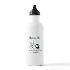 Breaking Bad Chemistry Water Bottle