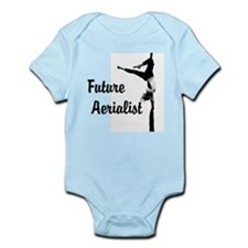 Future Aerialist Baby Body Suit