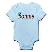 Bonnie of Bonnie and Clyde Infant Onsie