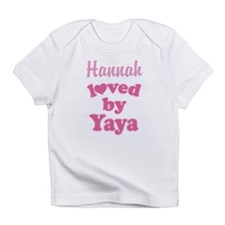 Personalized Grandchild Gift from Yaya Infant T-Sh