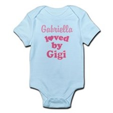 Personalized Grandchild Gift from Gigi Body Suit