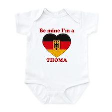 Thoma, Valentine's Day Infant Bodysuit