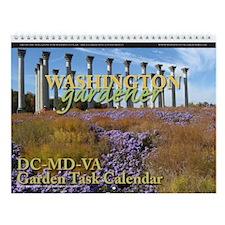 Washington Gardener Magazine Wall Calendar