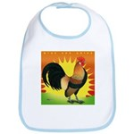 Rise and Shine Dutch Bantam Bib