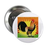 Rise and Shine Dutch Bantam Button