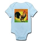 Rise and Shine Dutch Bantam Infant Bodysuit