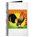 Rise and Shine Dutch Bantam Journal