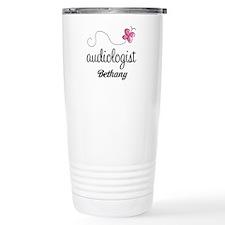 Audiologist Gift (personalized) Travel Mug