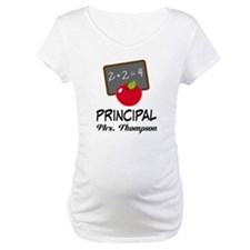 School Principal Personalized Shirt