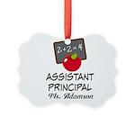 Assistant School Principal gift Ornament