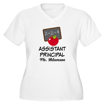 Assistant School Principal gift Plus Size T-Shirt