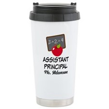 Assistant School Principal gift Travel Mug