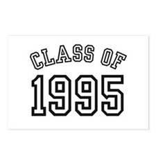 Class of 1995 Postcards (Package of 8)