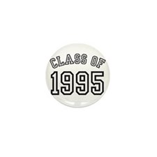 Class of 1995 Mini Button
