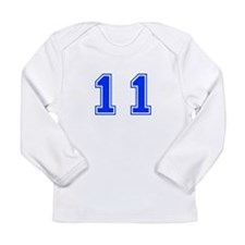 11 Long Sleeve T-Shirt