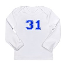 31 Long Sleeve T-Shirt