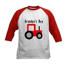Red Tractor - Grandpa's Boy Tee