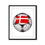Denmark Framed Panel Print