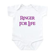 Ringer for Life 13 Infant Bodysuit