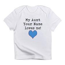 My Aunt Loves Me Infant T-Shirt