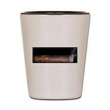 Cigar Shot Glass