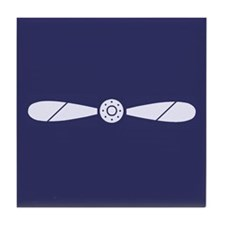 RAF Leading Aircraftman<BR> Tile Coaster
