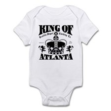 """KING OF ATLANTA"" Infant Bodysuit"