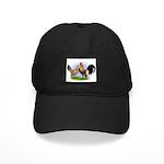 LT Brown Dutch Pair Black Cap
