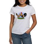 LT Brown Dutch Pair Women's T-Shirt