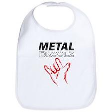 Unique Metal music Bib