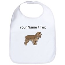 Cocker Spaniel (Custom) Bib