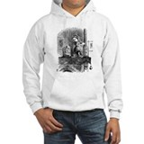 Looking Glass 2-Sided Hoodie Sweatshirt