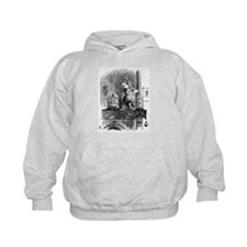 Through The Looking Glass 2-Sided Hoodie