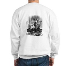 Through The Looking Glass 2-Sided Sweatshirt