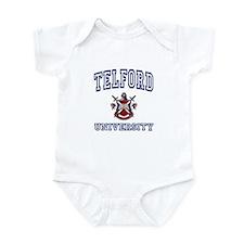 TELFORD University Infant Bodysuit