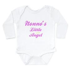 Cute Italian baby Long Sleeve Infant Bodysuit