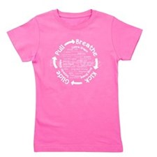 Cute Swim team Girl's Tee